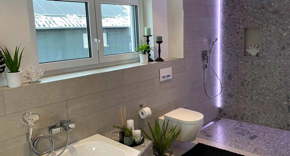 Badezimmer - Raum Energie Design - Eva Stallinger