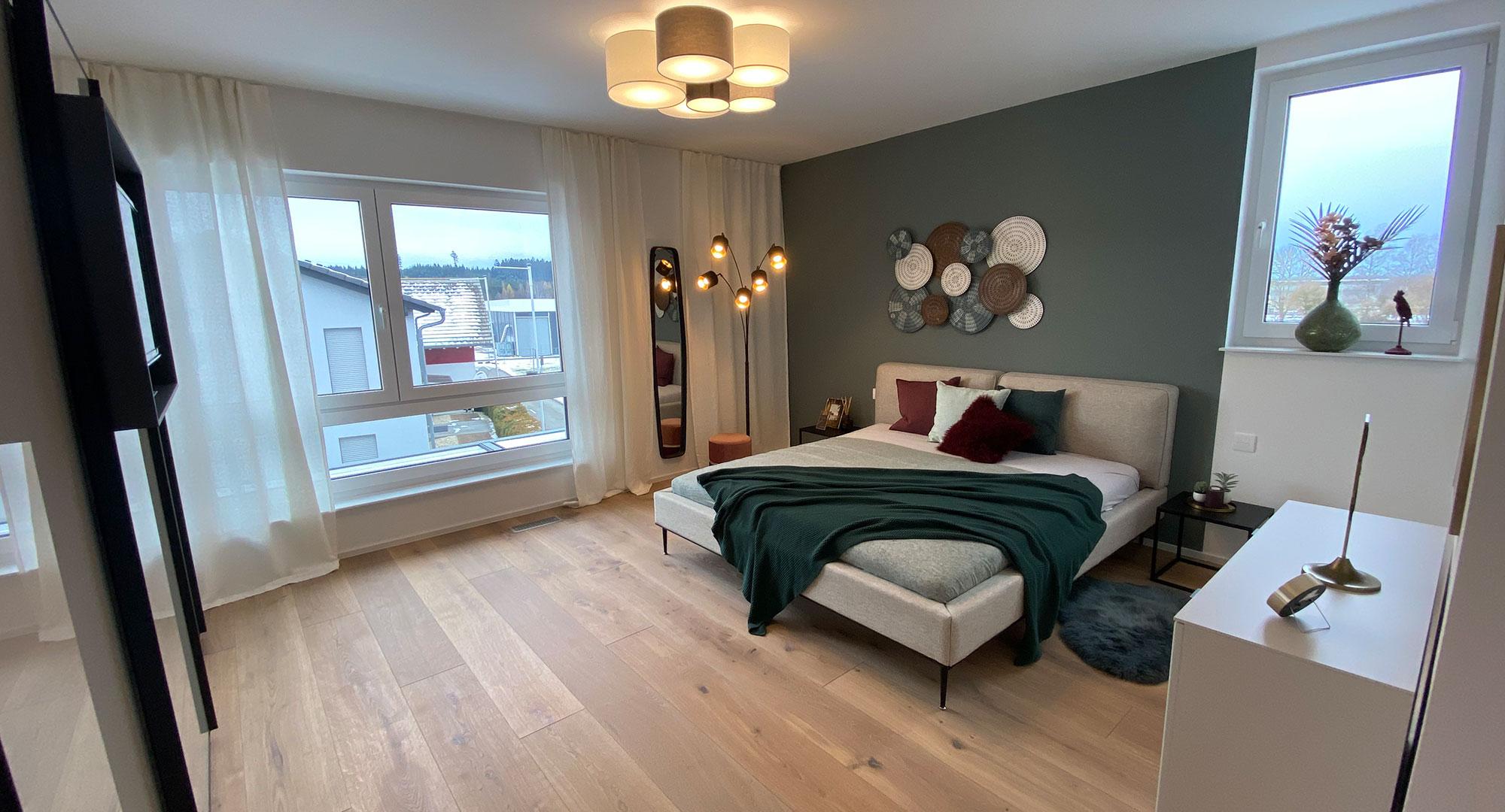Schlafzimmer - Raum Energie Design - Eva Stallinger